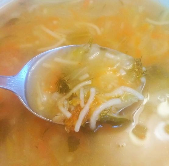 """Суп без масла """"Вкус жизни"""""""