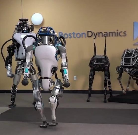 Boston Dynamics — новости о роботах