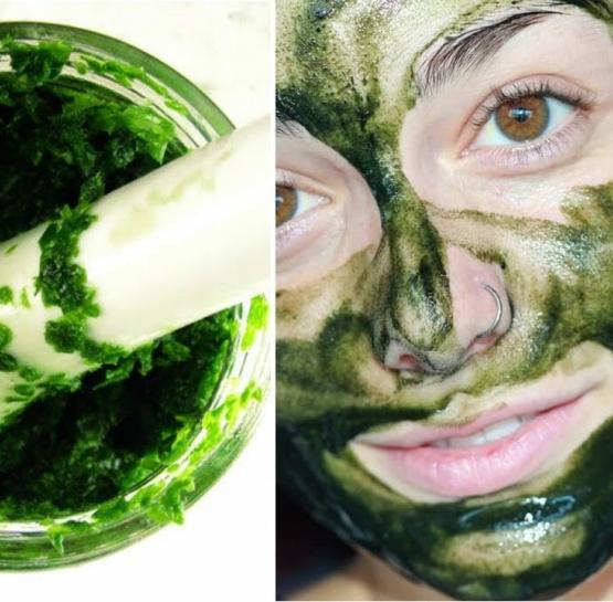 Պարզ և օգտակար դիմակ դեմքի մաշկի համար, որը օգնում է փափկեցնել և երիտասարդացնել դեմքի մաշկը
