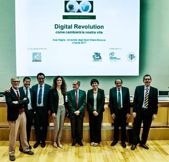 «Будущее науки» в Миланском университете