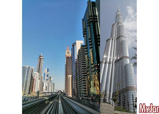 6 лайфхаков для эффектного и бюджетного путешествия в Дубай
