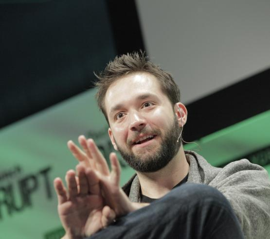 1Ai Solutions 3D prints Reddit co-founder Alexis Ohanian