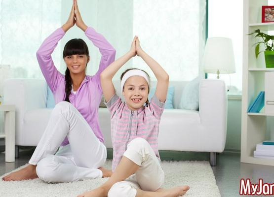 Как научить ребенка расслабляться?