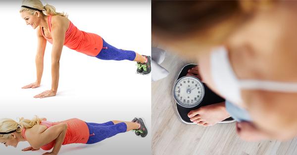 Ամենաարդյունավետ վարժությունը, որը կօգնի ձեզ նիհարել 12-15 կգ