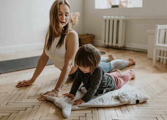 Мамам на заметку: лечебная гимнастика при заболеваниях органов дыхания