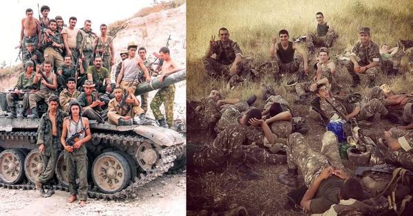 Թող օրը բար, խաղաղ և հաղթական լինի մեր քաջ զինվորների համար