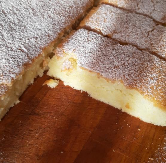 Пирог из пяти ингредиентов