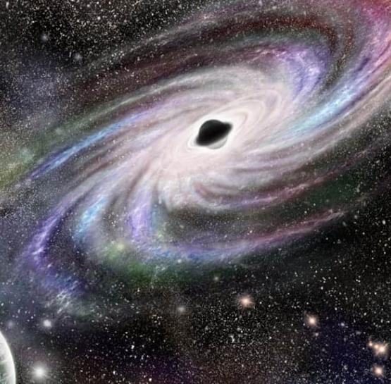 Ответы чёрной дыры