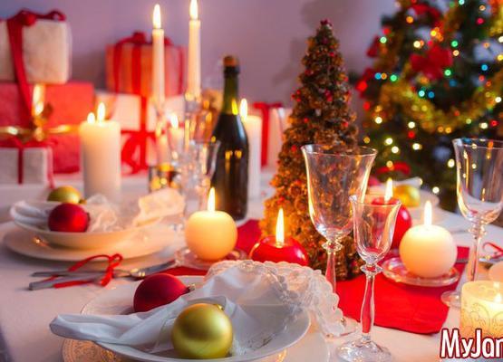 Рецепты десертов для новогоднего стола