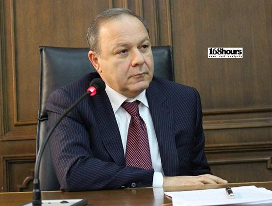 Several medical facilities to be merged with military hospitals in Armenia: Levon Altunyan