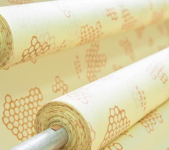 Упаковка из пчелиного воска