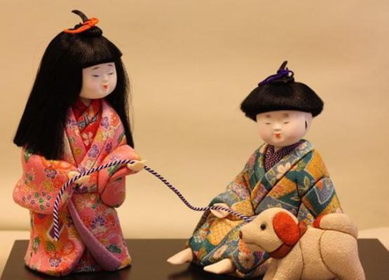 Нингё: все самое интересное о традиционных японских куклах