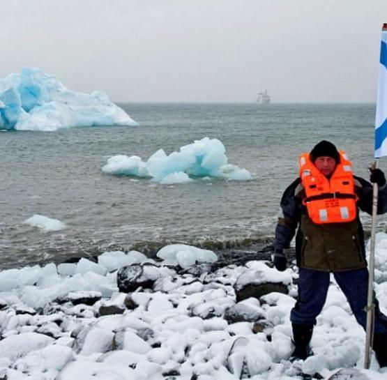 На страже эко-безопасности Арктики
