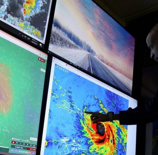 День метеорологии