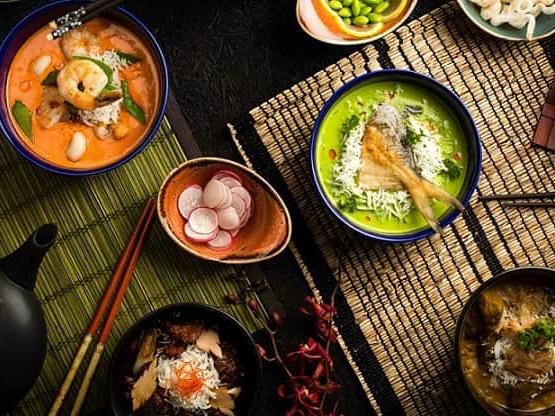 Национальная кухня Таиланда: вкус огня