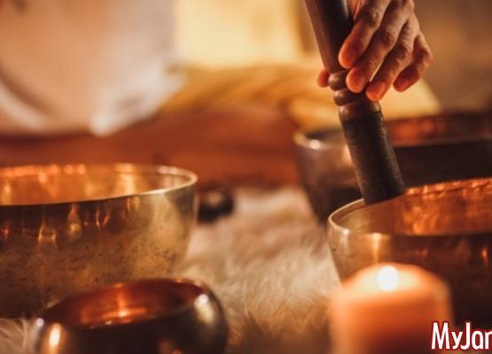 Музыка йоги: поющие чаши Тибета