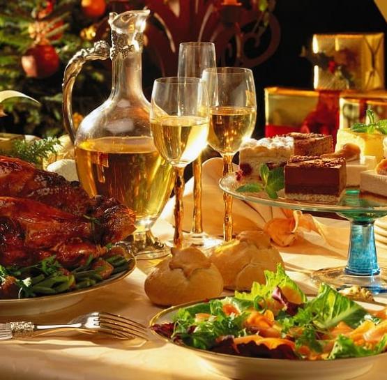 Кулинарное волшебство Рождества