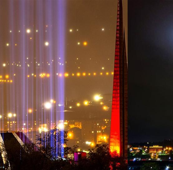 Լուսավառ ոգեշնչման րոպե Հայոց ցեղասպանության 105-րդ տարելիցին․ Թուրքիան և ամբողջ աշխարհը թող տեսնեն սա