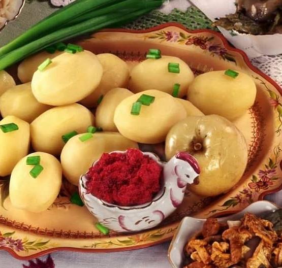 Непостижимая русская кухня