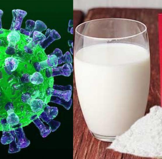 Եթե կասկածում եք, որ կորոնավիրուսով եք վարակված կաթի մեջ սոդա լցրեք և խմեք