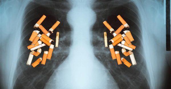 Այս պարզ  միջոցի օգնությամբ մաքրեք թոքերը ծխախոտի ծխից
