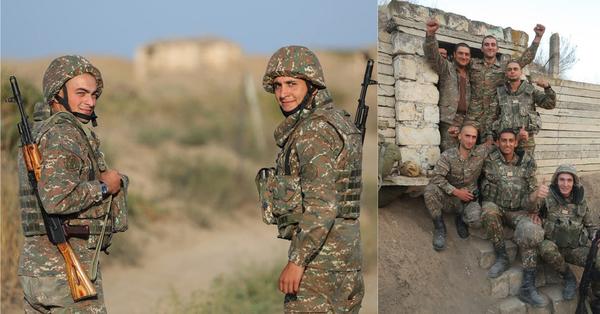 Փառք մեր Ազգին. Փառք մեր մարտունակ բանակին. ՀԱՂԹԵԼՈՒ ԵՆՔ