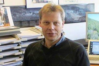 """""""Astronomy is historically well established and one of the thriving sciences in Armenia"""": Bernhard Brandl"""