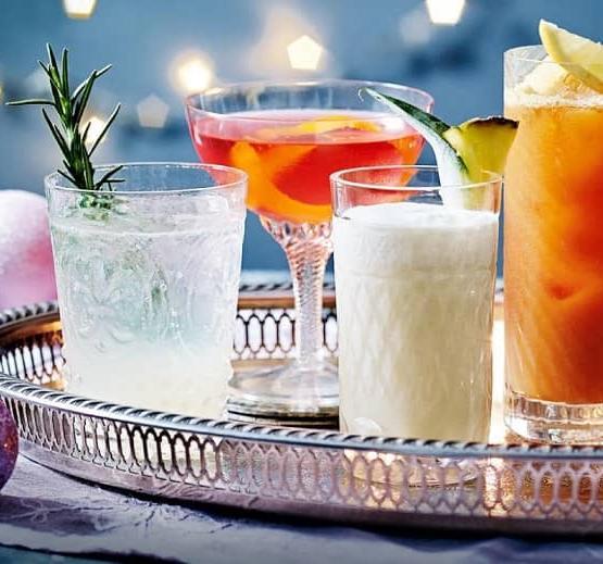 Освежающие безалкогольные коктейли