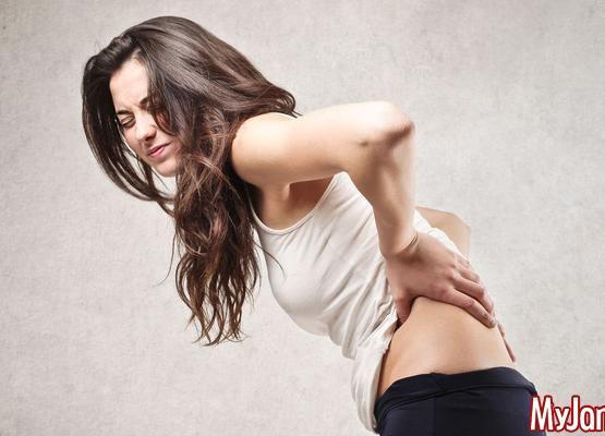 Как снять напряжение со спины после генеральной уборки