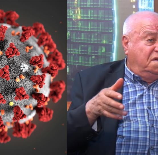 Բուսաբույժ Հրաչ Գրիգորյանն է․ Նա բուժում է կորոնավիրուսը, ահա նրա առաջարկած բնական միջոցը