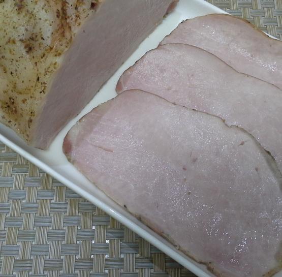 Ветчина из свинины