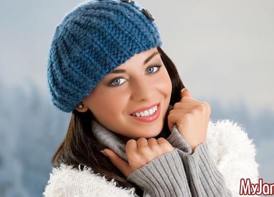 Как ухаживать за кожей лица в холода