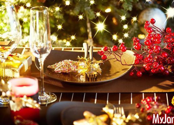 Блюда на новогодние праздники