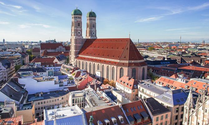 Мюнхен: путевые заметки