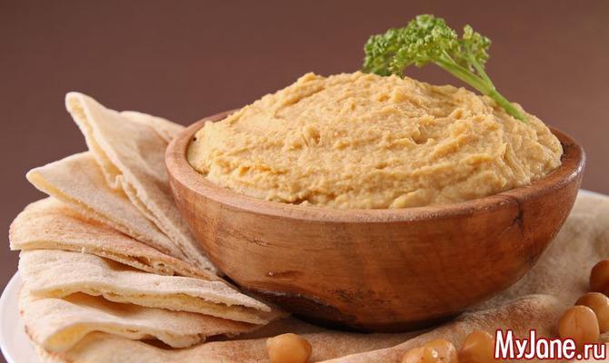 Рецепты хумусов: вкусно и сытно