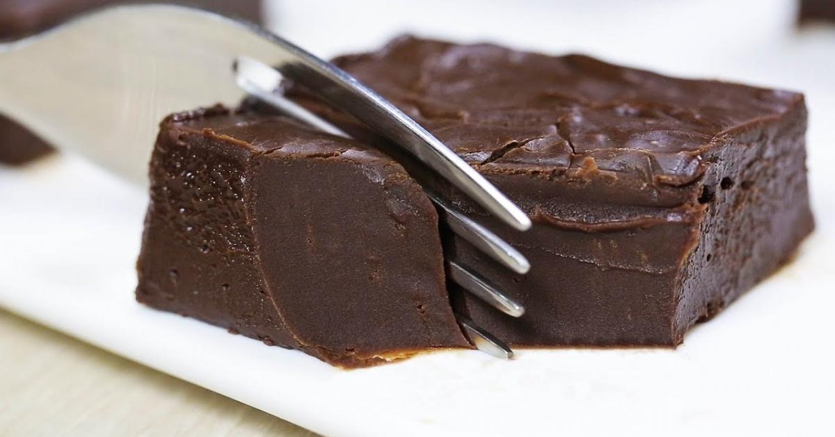 Ընդամենը 2 բաղադրիչով կարող եք պատրաստել ցանկացած տորթից համեղ ՝ այս հրաշք քաղցրավենիքը
