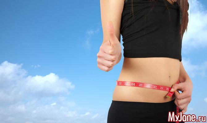 Как за несколько дней уменьшить живот?