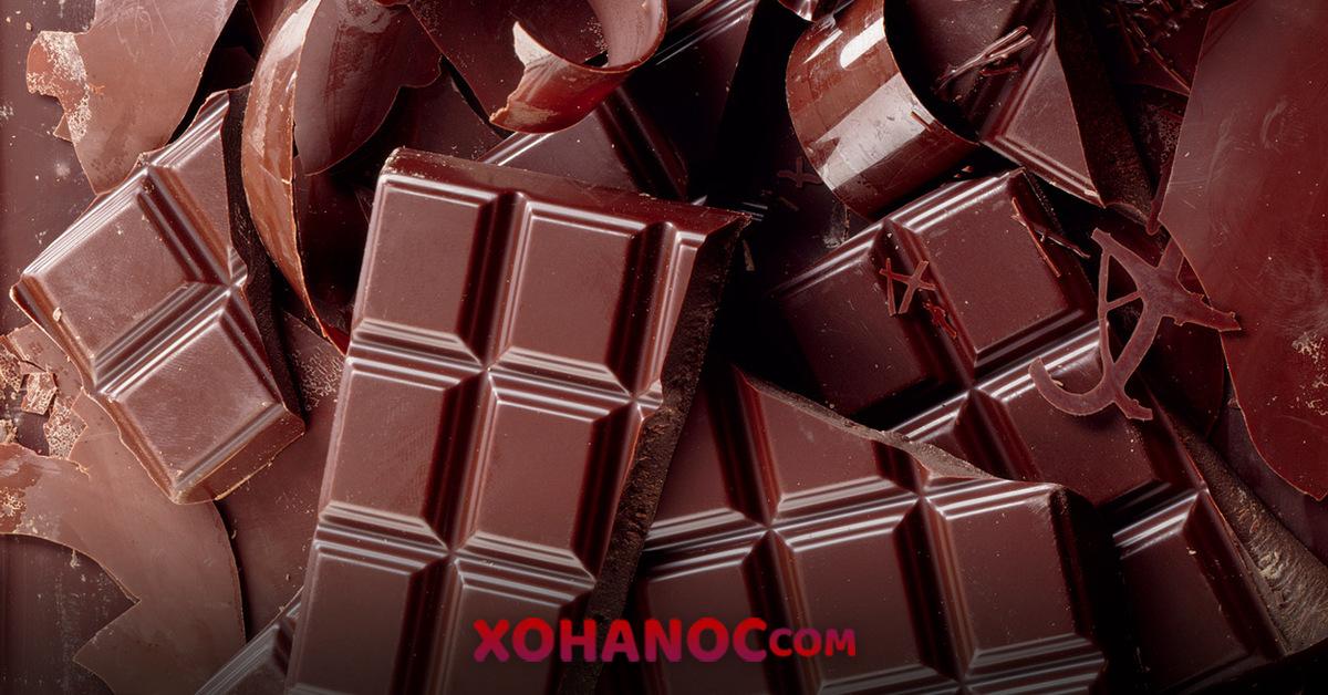 Ինչո՞ւ է պետք ուտել դառը շոկոլադ