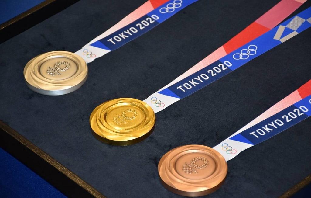 Олимпийские медали 2020